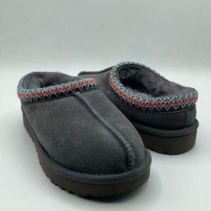 UGG Women's Tasman Dark Grey House Slippers